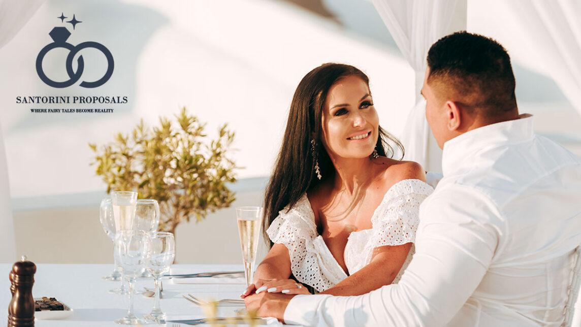 Jose & Renee's Santorini Proposal